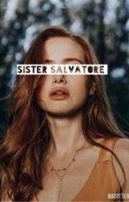 Sister Salvatore ➳ Klaus Mikaelson  by JJskook