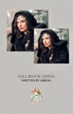 CELL BLOCK TANGO ( marvel. ) by -gloriouss