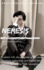 nemesis   Park Seonghwa • mafia au by floraljisung