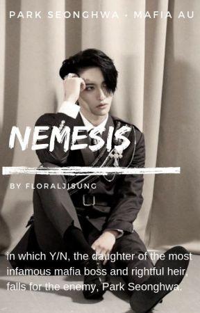 nemesis | Park Seonghwa • mafia au by floraljisung