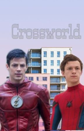 crossworld (Barry Allen x Peter Parker) by spideyev
