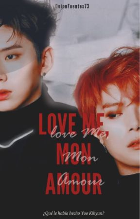 Love me, mon amour ;Kihyuk. by blaussom