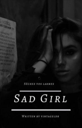 Sad Girl by VintageLDR
