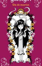 5_Ghostgirl: Día de Muertos by CaroBecerra1
