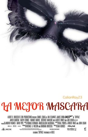 LA MEJOR MASCARA by CalianRay23