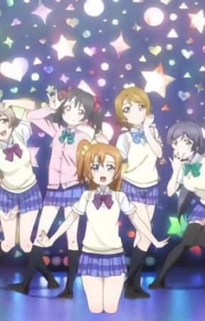 love live! - a group chat au by stanmikantsumiki