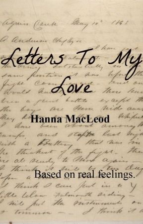 Letter To My Love from a.wattpad.com