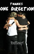 Thanks One Direction by NiallSmurf