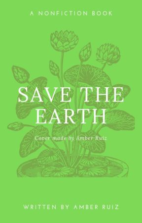 Save the Earth by pocketreads