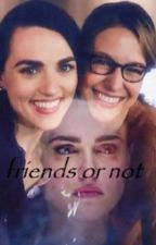 FRIENDS OR NOT by super_corp_shiper05