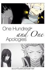 One Hundred and One Apologies (Fairy Tail) by singintheshower