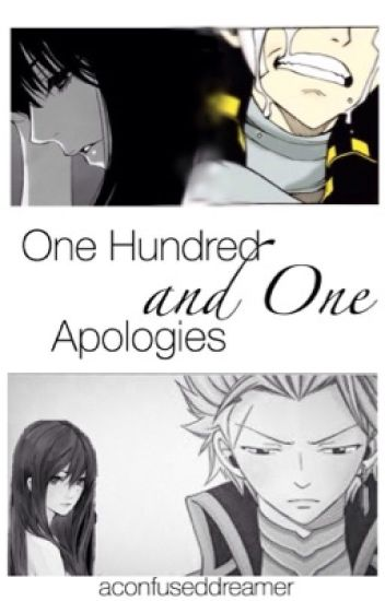 One Hundred and One Apologies (Fairy Tail)
