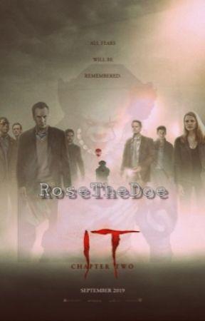 IT Chapter 2 Imagines  by RoseTheDoe