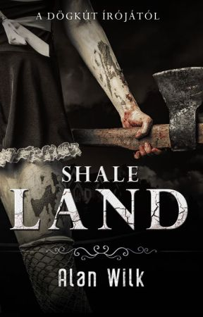 Shale land by alan_wilk