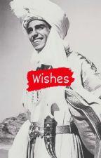 Wishes (Aladdin {Mena Massoud} Fanfic) by infinityblueskye