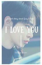 I Love You [JaeDo] ✔ by taeten_