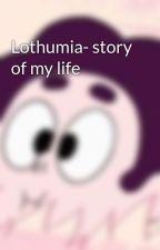Lothumia- il cristallo fatato by mariannauglietti