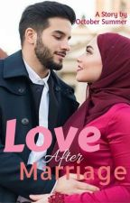 Love After Marriage by octobersummer