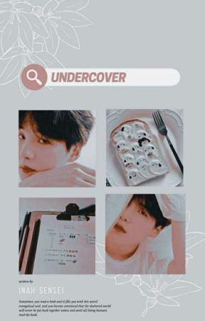 Undercover   M. Yoongi by inah-sensei