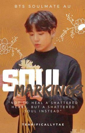 Soul Markings | BTS SOULMATE!AU by TEArificallyTAE