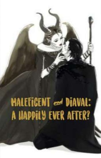 Maleficent & Diaval: A happily ever after?