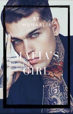 Mafia's Girl by MunaAli8