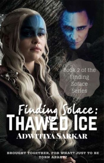 Finding Solace: Thawed Ice