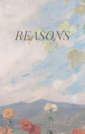 Reasons ★ JENLISA by xagargoylebij