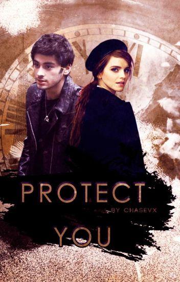 Protect You || Malik [au]