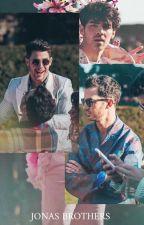 Burnin' Up (A Jonas Brothers FanFiction) by heyimlianna
