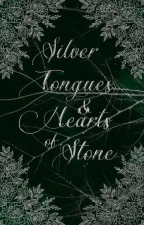 Silver Tongues & Hearts of Stone (Book 1 In Divine Vessels Series){2020Release} by KitKatxK