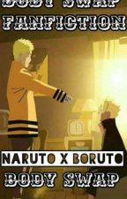Naruto and Boruto Switch Bodies by KHPA11