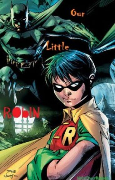 Our Little Robin-young justice/robin fanfic