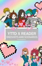 Your Turn to Die [OneShot & Scenarios] by SoulCookiePanda