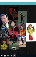 Dc\Young justice one shots requests open by cutiepue999