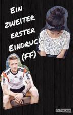 Ein zweiter erster Eindruck.. (Marco Reus FF) by KeepcalmandloveFCB