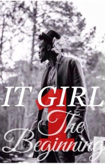 IT Girl : The Beginning. [Under Major Editing.]