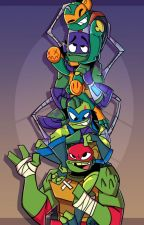 Tmnt and rottmnt ships fanart therioes and junk by IrridescantGrace