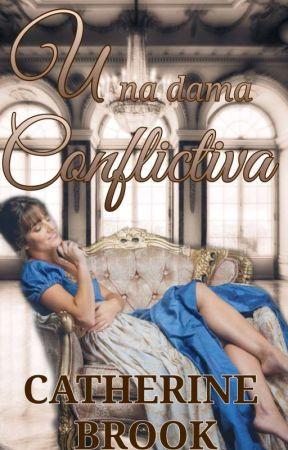 Una dama conflictiva (familia Allen #4) by cathbrook