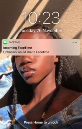FaceTime  by shonagangsta