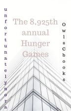 The 8,925th annual Hunger Games by unfortunatelynora