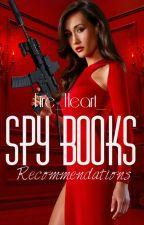 Spy Books by Fire_Heart_