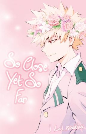 So Close Yet So Far (Katsuki Bakugou x Reader) by LilacLisianthus