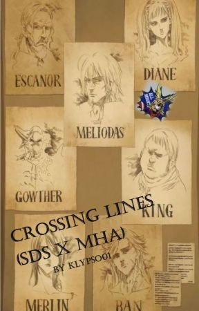 Crossed lines (SDS x MHA) by klypso01