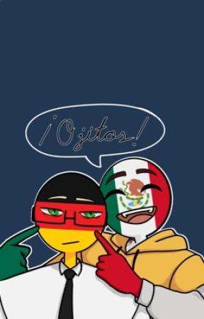 AleMex (Germany x Mexico) is my OTP by TonssKe
