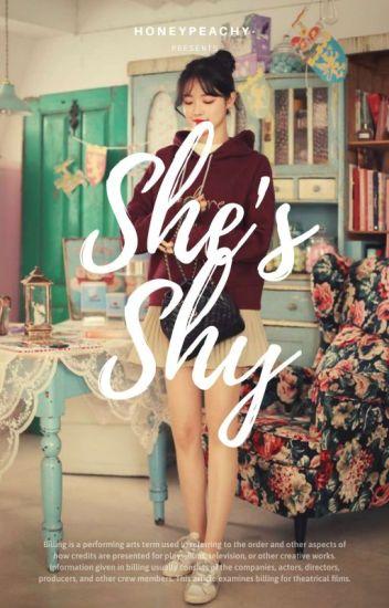 [H] She's Shy   Kim Wooseok