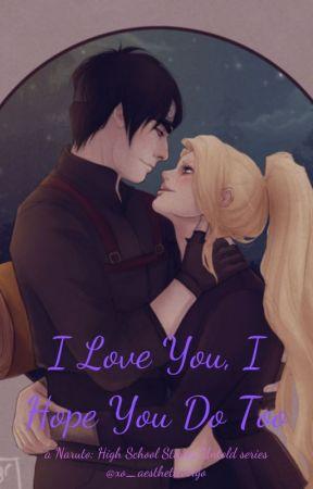 I Love You, I Hope You Do Too 《InoSai Book 1》 by xo_aestheticvirgo
