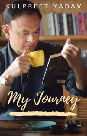 My Journey by kulpreetyadav