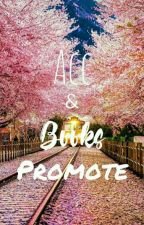 Acc & Promote Books♧ by handsome_cute_jk