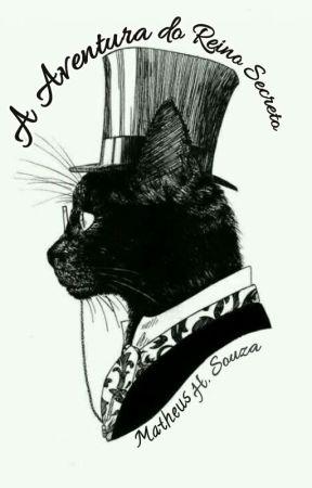 O Gato No Telhado - Conto Infantil by matteushsouza